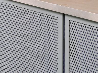 Aluminium Counter and Desk Panels| Gooding Aluminium