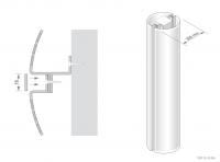 Column Casing Detail - GA CC10