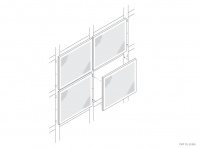 Aluminium Wall Cladding Panels - GA WC2