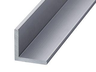 Aluminium Equal Angle - GA 0300 Mill (untreated)