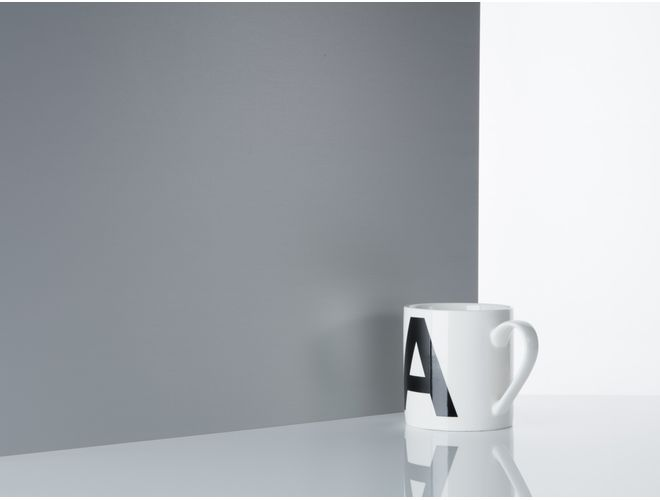 Plain Aluminium Sheet (reflection) - GA SA10 Natural Anodised