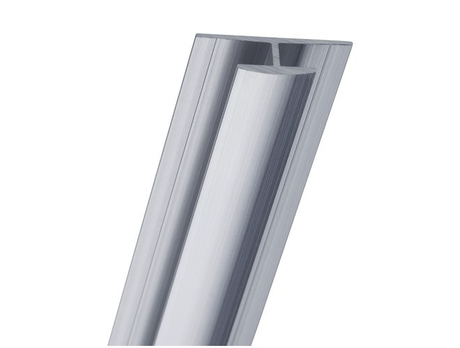 Wallboard Profile - Butt Joint for 6mm board - GA PLT601 Mill (untreated)