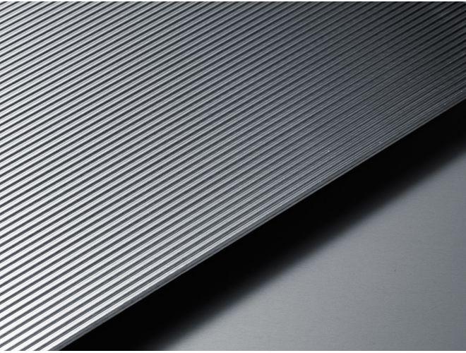 Ribbed Aluminium Sheet - GA AXM21 Mill (untreated)