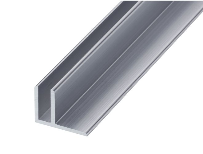 Aluminium Misc Channel - GA 1006 Mill (untreated)