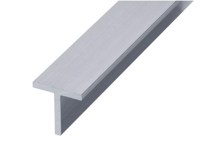 Aluminium Tee - GA 0510 Mill (untreated)