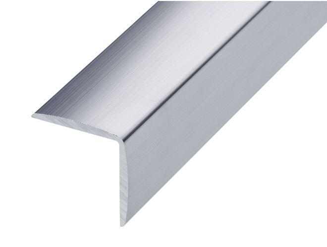 Aluminium Mouldings - GA 1375 Mill (untreated)