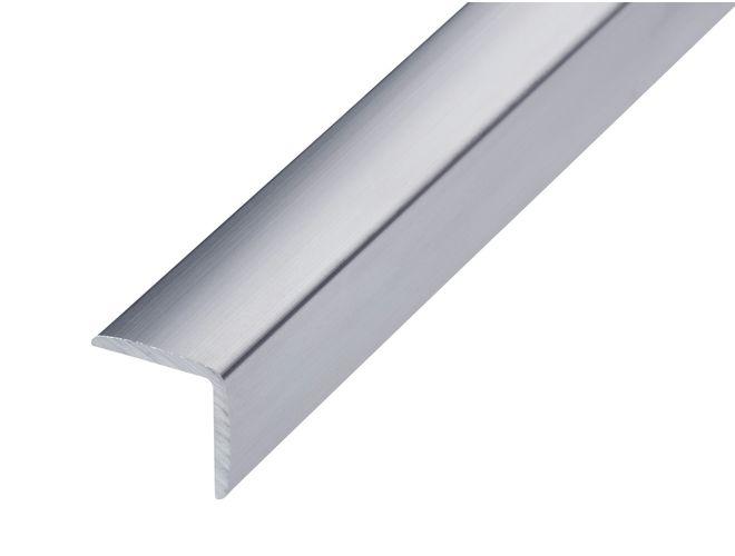 Aluminium Mouldings - GA 1377 Mill (untreated)